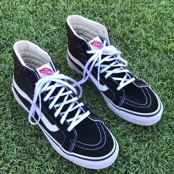 db22a546ab3c9a Vans Shoes - 💣 Vans Old Skool Hi Top Sneakers 💣